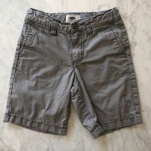 Basic Gray Old Navy Shorts - 5T